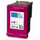 Ink cartridge HP No 300 XL CC641EE Black
