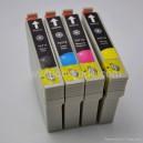Μελάνι EPSON T0711 Black + T0712 Cyan + T0714 Yellow + T0713 Magenta MultiPack (4) stylus