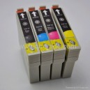Ink cartridge EPSON T0711 Black + T0712 Cyan + T0714 Yellow + T0713 Magenta MultiPack (4) stylus