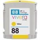 мастило 88 HP XL C9393AE Yellow