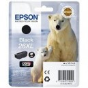 Μελάνι EPSON 26 XL  C13T26164010 Black + Cyan + Yellow + Magenta MultiPack (4)
