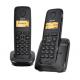 Ασύρματο τηλέφωνο Siemens Gigaset A120 Duo Dect