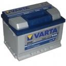 Μπαταρία αυτοκινήτου VARTA 60AH D59 540A EN εκκίνησης 12V
