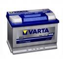 Μπαταρία Αυτοκινήτου  VARTA 74AH  E11 680A EN  12V Blue Dynamic
