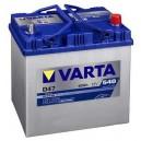 Μπαταρία Αυτοκινήτου  VARTA 60AH D47 540A EN ΕΚΚΙΝΗΣΗΣ 12V Blue Dynamic