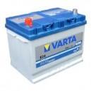 Μπαταρία Αυτοκινήτου  VARTA 70AH  E23 630A EN ΕΚΚΙΝΗΣΗΣ 12V Blue Dynamic