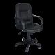 Καρέκλα Γραφείου δερμάτινη με μπράτσο στήριξης AIS 07