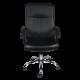 Καρέκλα Γραφείου δερμάτινη με μπράτσο στήριξης AIS 11