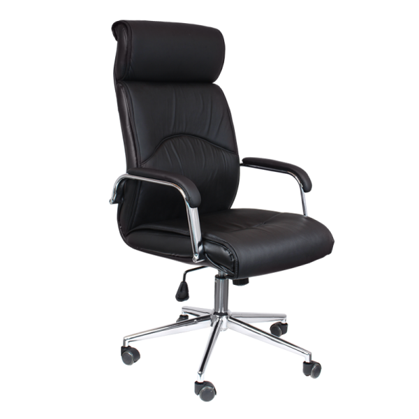 Incredible Office Chair Presidential Leather With Arm Support Ais 15 Machost Co Dining Chair Design Ideas Machostcouk