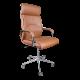 Офис стол Pu кожа с висока облегалка AIS 15