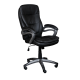 Office Chair Presidential leather  with arm support AIS 16