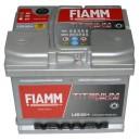 Μπαταρία Αυτοκινήτου FIAMM 50AH  520A EN ΕΚΚΙΝΗΣΗΣ  Titanium Plus