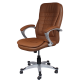 Office Chair Presidential leather  with arm support AIS 20