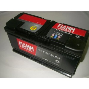 car battery fiamm 110 ah 950a en titanium plus. Black Bedroom Furniture Sets. Home Design Ideas
