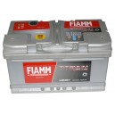 CAR BATTERY FIAMM 80AH 730A EN Titanium Plus